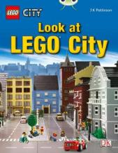 Bug Club Non-Fiction Pink B Look at LEGO City 6-Pack