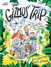 Rigby Star Guided 2 White Level: The Gizmo's Trip Pupil Book (single)