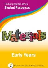 Primary Inquirer series: Materials Early Years Student CD