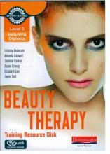 Level 3 NVQ/SVQ Diploma Beauty Therapy Training Resource Disk
