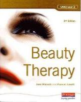 SNVQ Level 2 Beauty Therapy 2 Edition and Illustrated Beauty Therapy Dictionary Value Pack