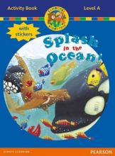 Jamboree Storytime Level A: Splash in the Ocean Activity Book with Stickers