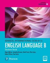Edexcel International GCSE (9-1) English Language B Student Book: Print and eBook Bundle