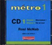Metro 1 Audio CDs 1-3 Pack 2006 Edition