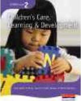 S/NVQ Level 2 Children's Care, Learning and Development Candidate Handbook