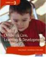 S/NVQ Level 3 Children's Care, Learning and Development Candidate Handbook