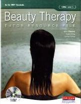 S/NVQ Level 3 Beauty Therapy Teachers Resource File with CD-ROM