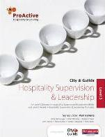 ProActive Level 3 Hospitality Supervision and Leadership