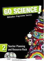 Go Science! Teacher Planning Pack & CD-ROM 2
