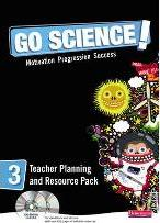 Go Science! Teacher Planning Pack & CD-ROM 3