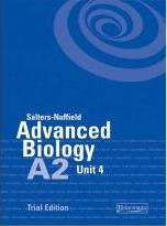 Salters-Nuffield Advanced Biology A2: Student Book No.4