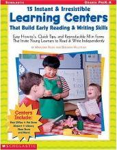 15 Instant & Irresistible Learning Centers That Build Early Reading & Writing Skills