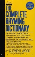 Complete Rhyming Dictionary