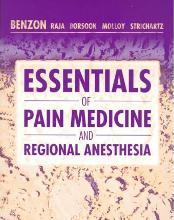 Essentials of Pain Medicine and Regional Anaesthesia