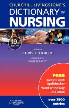 Churchill Livingstone's Dictionary of Nursing