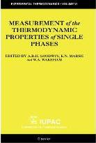 Measurement of the Thermodynamic Properties of Single Phases: Volume VI