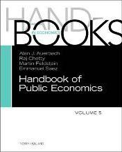 Handbook of Public Economics: Volume 5