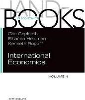 Handbook of International Economics: Volume 4