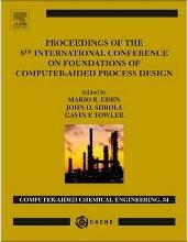 Proceedings of the 8th International Conference on Foundations of Computer-Aided Process Design