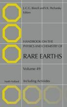 Handbook on the Physics and Chemistry of Rare Earths: Volume 49