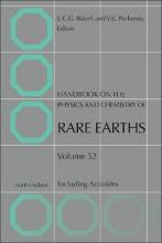 Handbook on the Physics and Chemistry of Rare Earths: Volume 51