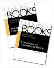 Handbook of Commercial Policy: Volume 1A-1B SET