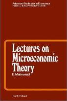 Lectures on Microeconomic Theory: Volume 2
