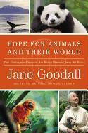Hope for Animals and Their World