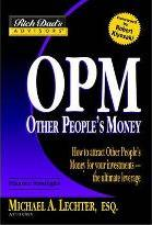 Rich Dad's Advisors - Other People's Money