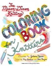 Mason-Dixon Coloring Book for Knitters