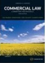 Commercial Law: Commentary and Materials