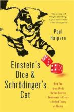 Einstein's Dice and Schrodinger's Cat