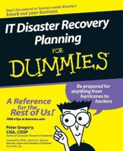 It Disaster Recovery Planning for Dummies