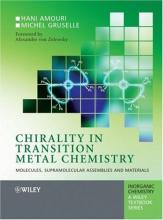 Chirality in Transition Metal Chemistry