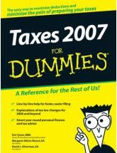 Taxes For Dummies 2007
