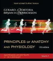 Principles of Anatomy and Physiology: WITH Atlas AND Registration Card