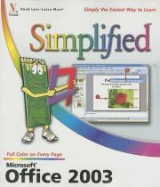 Office 2003 Simplified