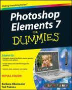 Photoshop Elements 7 for Dummies (R)