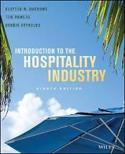 Introduction to the Hospitality Industry 8E