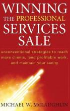 Winning the Professional Services Sale