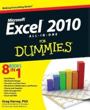 Excel 2010 All-In-One for Dummies (R)