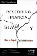 Restoring Financial Stability