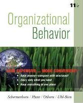 Organizational Behavior, Binder Version