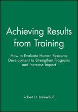 Achieving Results from Training