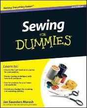 Sewing for Dummies, 3rd Edition