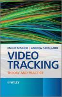 Video Tracking  Theory and Practice