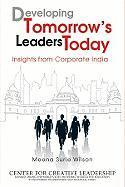 Developing Tomorrow's Leaders Today