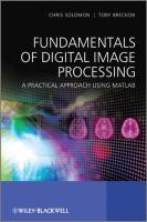 Fundamentals of Digital Image Processing - a Practical Approach with Examples in Matlab