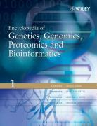 Encyclopedia of Genomics, Proteomics and Bioinformatics