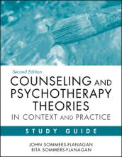 Counseling and Psychotherapy Theories in Context and Practice Study Guide